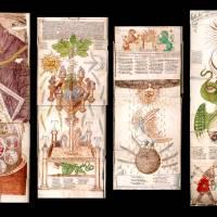 """Ripley Scroll Compilation (Color Enhanced)"" by vitriolum"