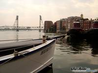 Portsmouth Harbor Boats