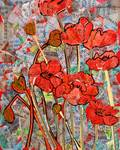 Oriental Poppies II