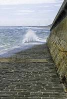 Slipway Splash, Bridlington Harbour (26154-RDA)