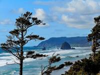 Haystack Rock, Cannon Beach, Oregon 3