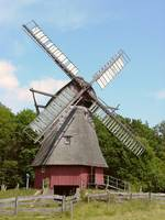 Old Time Windmill