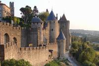 France, Carcassonne Old City