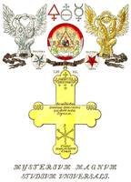 From the Secret Symbols of the Rosicrucians - #11