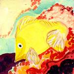 17 Fish, No 14 by Jennifer Lommers