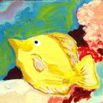17 Fish, No 10 by Jennifer Lommers