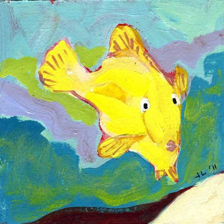 17 Fish, No 9