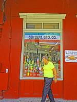 Central Grocery, French Quarter, New Orleans