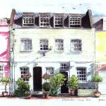 'Clarendon Close', London W2 Prints & Posters