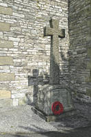 WW1 Memorial, Ashford-in-the-Water (28004-RDB)