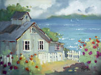 Nantucket Retreat by Joyce Hicks