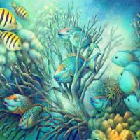 Sea Folk by Nancy Tilles