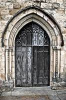 Bakewell Church Side Entrance