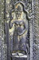 Te Prohm Temple Wall Carvings Apsara 2