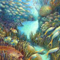 Seafood Chain II - Stalker by Nancy Tilles