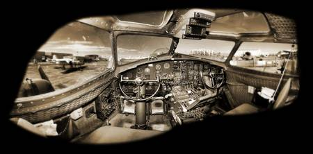 B-17 Front Office - Classic
