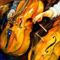 ABSTRACT CELLOS 1616