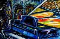 JAZZ PIANO 2 NEW ORLEANS MUSIC by M BALDWIN