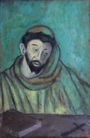 Saint Francis of Asissi  - San Francesco d'Assisi
