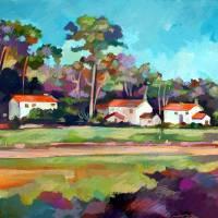 """Santa Barbara"" by painterflipper"