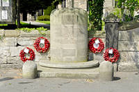War Memorial, Repton (28107-RDA)