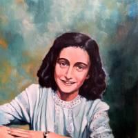 Anne Frank Art Prints & Posters by Alexandra Pereira