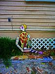 Roadside Art, Chartres Street, New Orleans