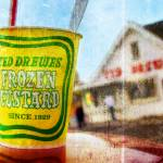ted drewes frozen custard Prints & Posters