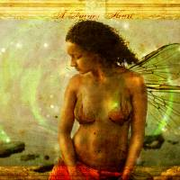 A Faeries Heart Art Prints & Posters by Nada Meeks