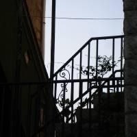 dark balcony Art Prints & Posters by Abi Sweeney