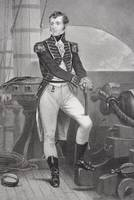 Portrait of Stephen Decatur (1779-1820) (litho) by