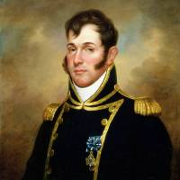 """""""Oliver Hazard Perry (1785-1819), c1813-14 (oil on"""" by fineartmasters"""