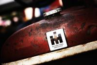 International Harvester: Rusted