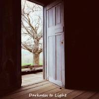 Open Door with Bible verse-Darkness to Light Art Prints & Posters by Glenn Dean
