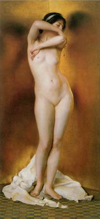 Glow of Gold, Geam of Pearl by William Paxton