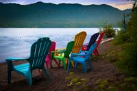 Lake Quinault Chairs