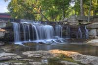 Upper Cataract Falls - Summer #5 (IMG_2489+) by Jeff VanDyke