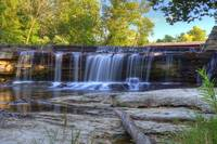 Upper Cataract Falls - Summer #9 (IMG_2581) by Jeff VanDyke