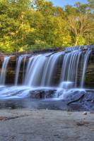 Upper Cataract Falls - Summer #10 (IMG_2595+) by Jeff VanDyke