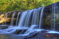 Upper Cataract Falls - Summer #1 (IMG_2612+) by Jeff VanDyke