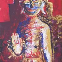 Buddha Art Prints & Posters by Kiki Maria Hart