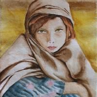 Poor in Spirit Art Prints & Posters by Madeleine Fernandez