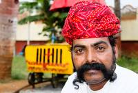 Rajasthani Turban - Pride of folk-men