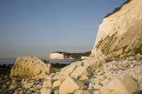 Morning at the White Cliffs of Dover