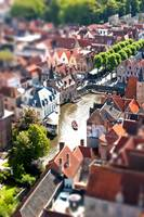 Brugges Tilt and Shift