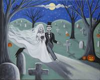 Cemetery Honeymoon