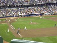 Brewers game at Miller Park