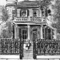 """""""Cornstalk House Hotel"""" by ChrisHolt"""