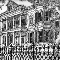 """""""Garden District Mansion"""" by ChrisHolt"""