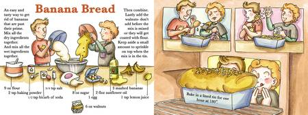 Banana Bread by Amy McKay